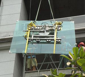 温州市玻璃幕墙维修